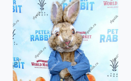 Кинорежиссеры Peter Rabbit извиняются за сцену аллергии